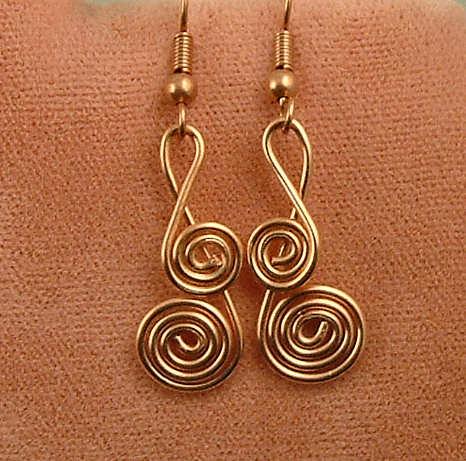 Wire Work Jewelry