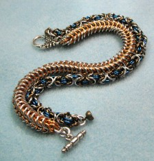 Making Chain Maille