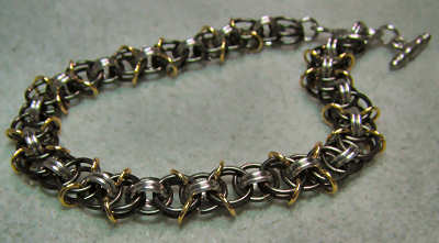 Free Patterns for Beaded Chain Maille: Jewelry Projects